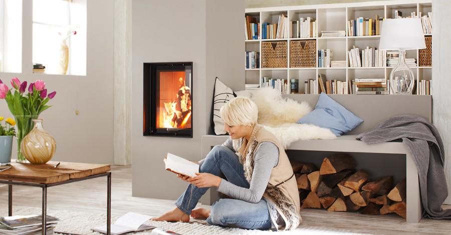 Teplo domova vpodobe kachľových pecí
