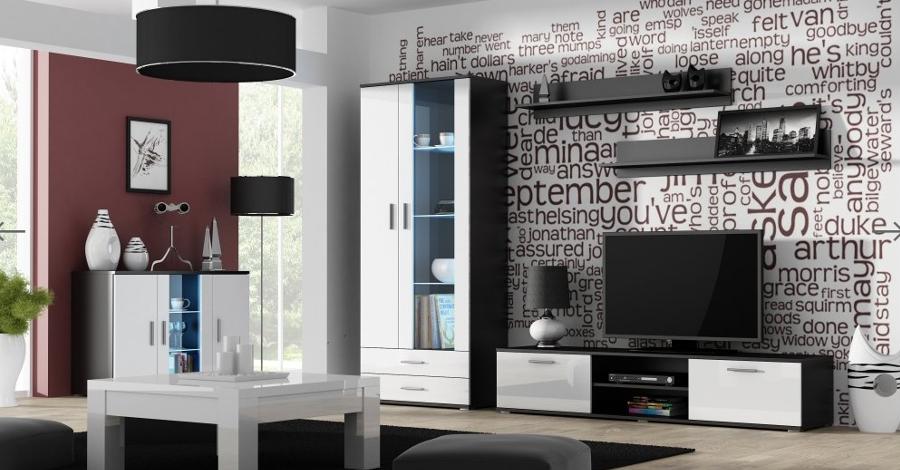 Zveľaďte prázdne rohy vmiestnosti vďaka rohovému nábytku do obývačky