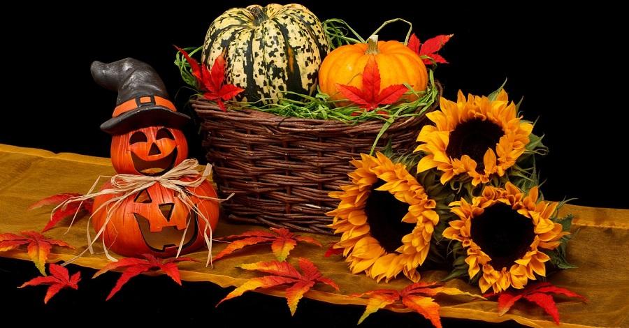 Jesenné dekorácie na stôl, ktoré si vyrobíte aj doma